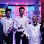 chef Saffron House Indian Halal Restaurant Watford