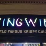Krispy Wing Wing KFC Korean Fried Chicken Burgers Bao Halal Hammersmith London
