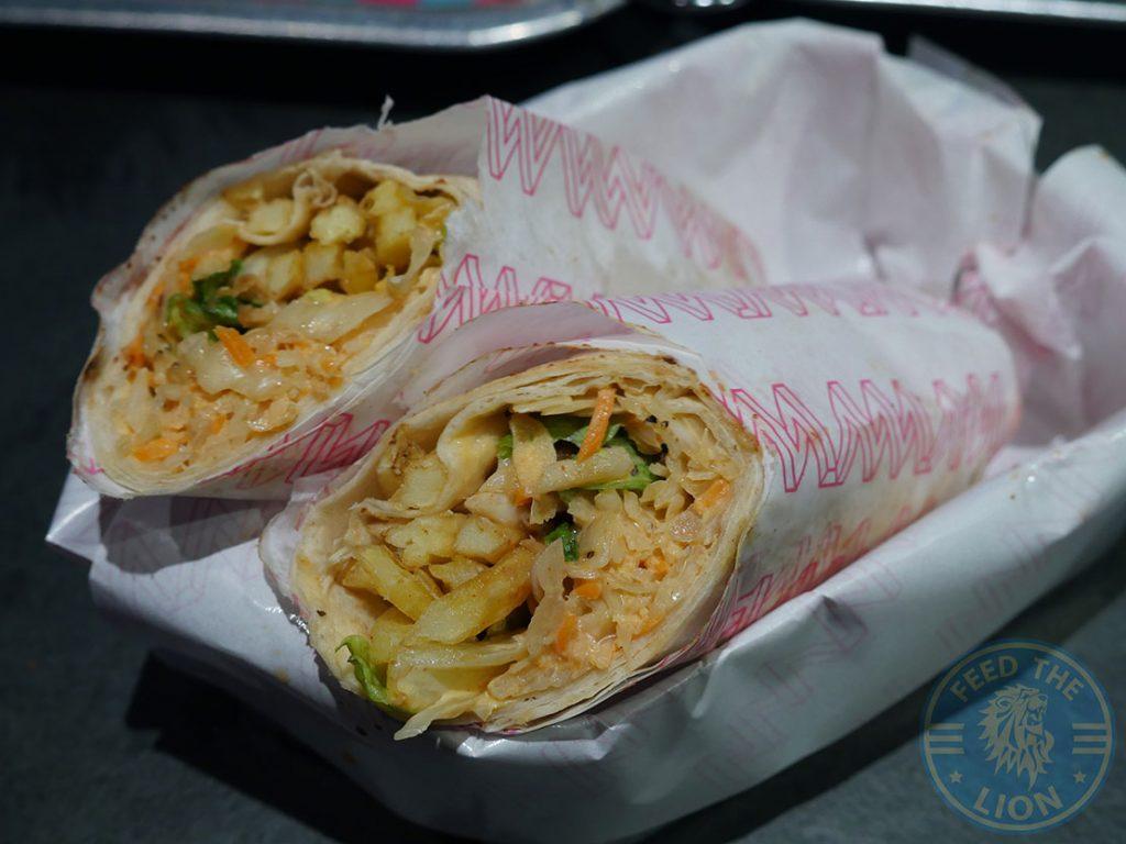 Fish Chips Krispy Wing Wing KFC Korean Fried Chicken Burgers Bao Halal Hammersmith London