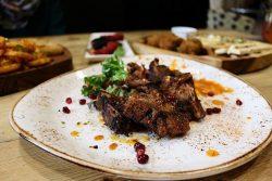 The Fig and the Olive Blackburn Lamb Chops
