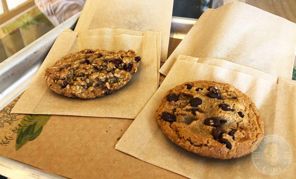 Good Stuff Organic halal Kuwait Restaurant cookie