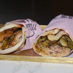 Maison Bab Halal Kebab Covent Garden lebab Le Bab
