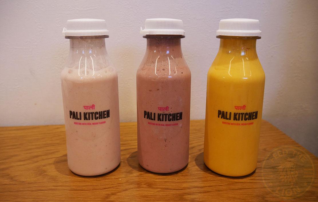 Drinks Beverages Lassi Pali Kitchen Indian London Curry Kati Rolls Takeaway