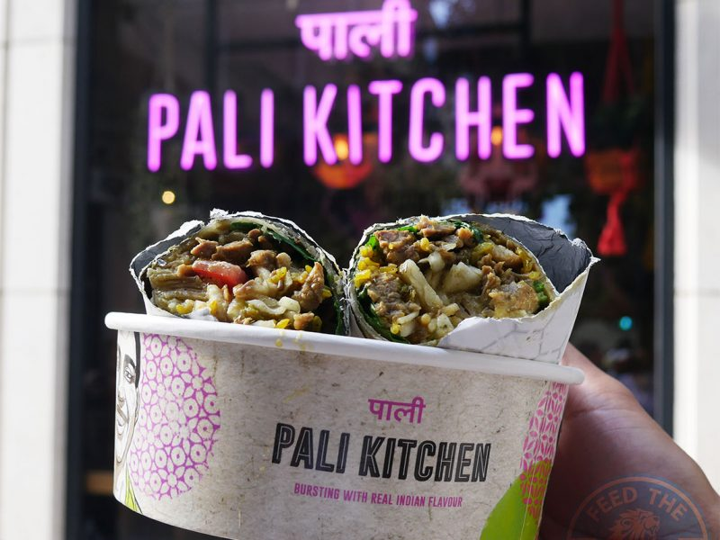 Pali Kitchen London