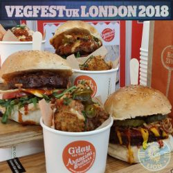 Vegan Vegfest London Olympia 2018 Food Festival vegetarian