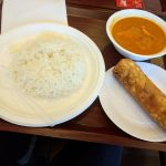 halal Curry & Cakes by Jacobs - West Ealing fish curry