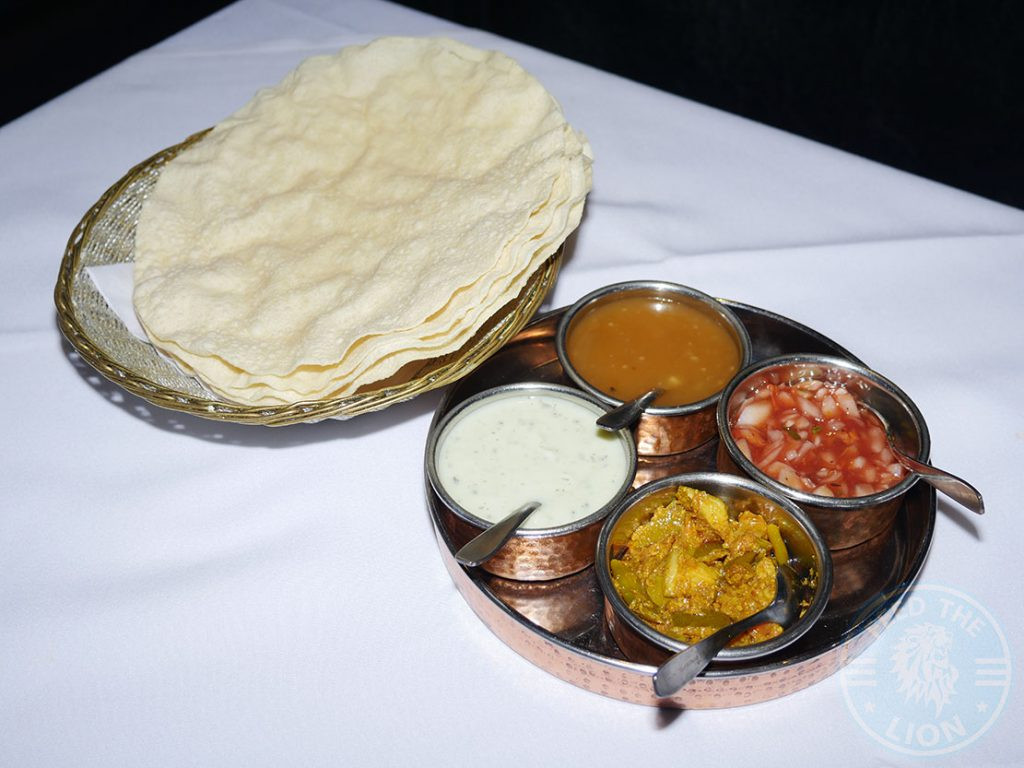 papadums Anokha London, Indian, Halal restaurant
