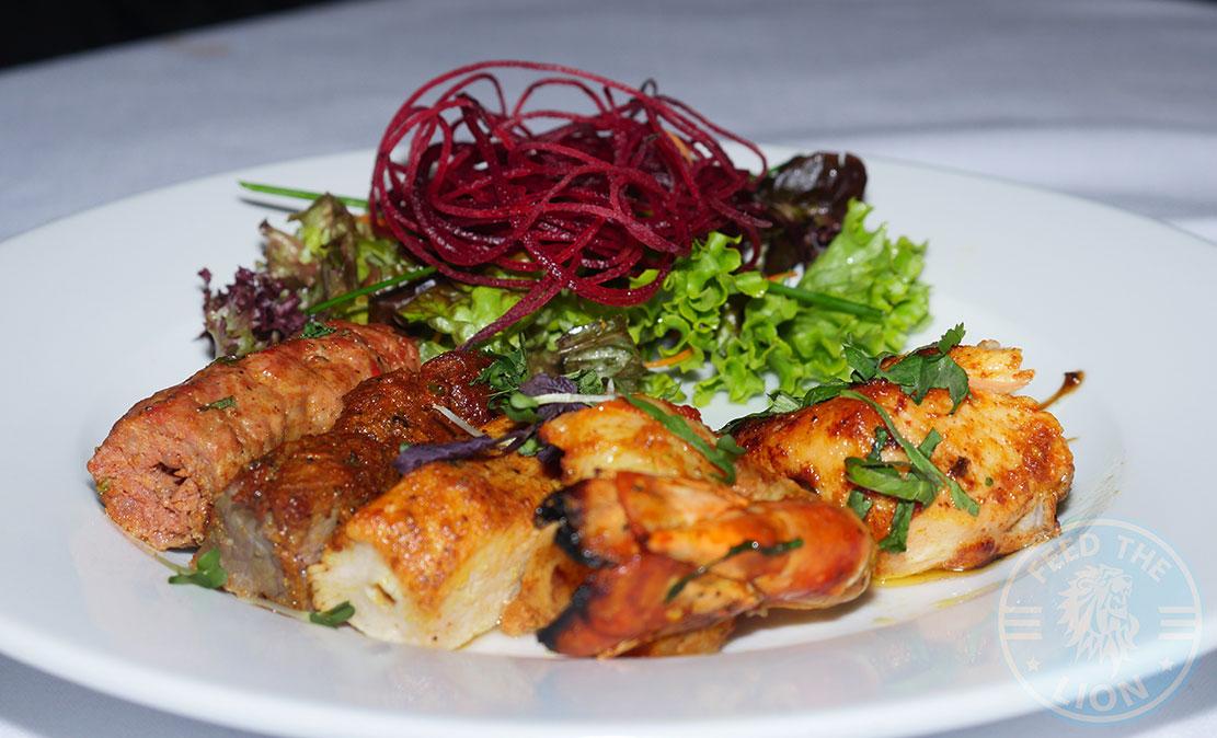 Tandoori Platter Anokha London, Indian, Halal restaurant