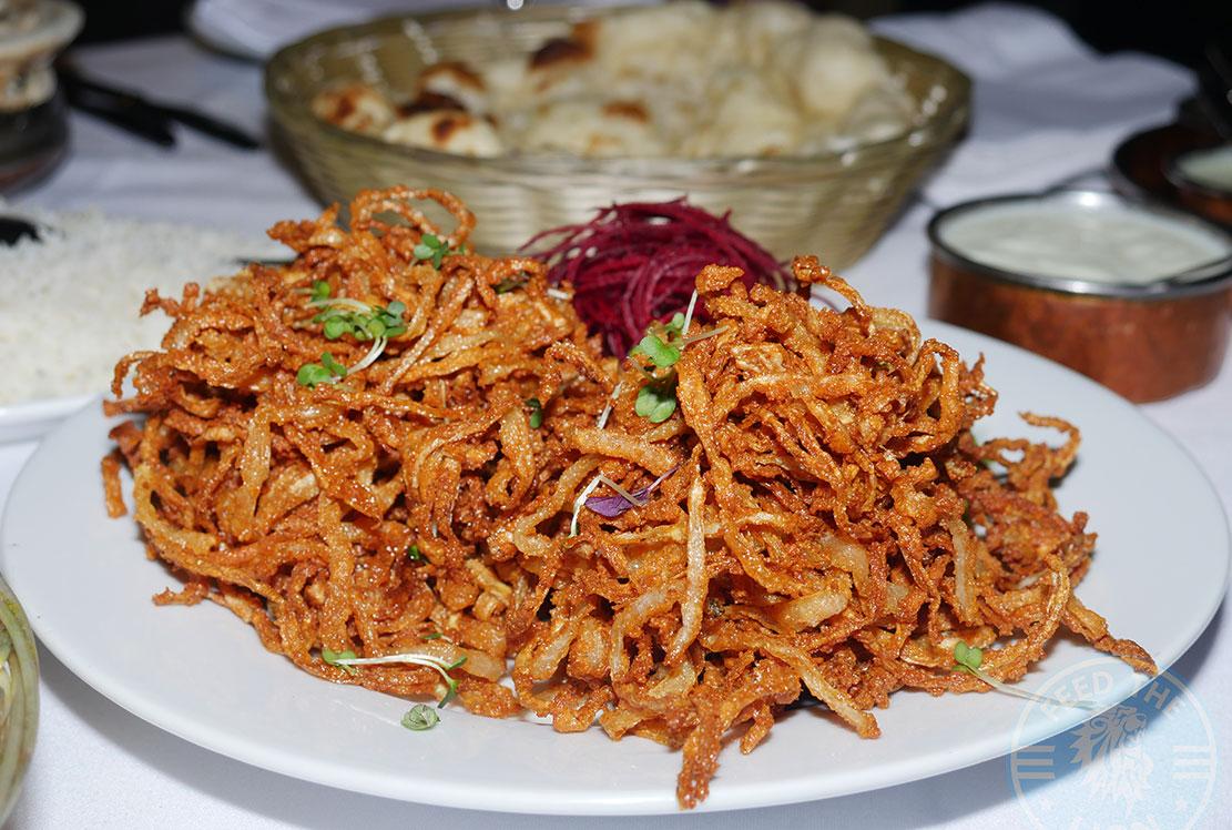 Onion Bhajee Anokha London, Indian, Halal restaurant