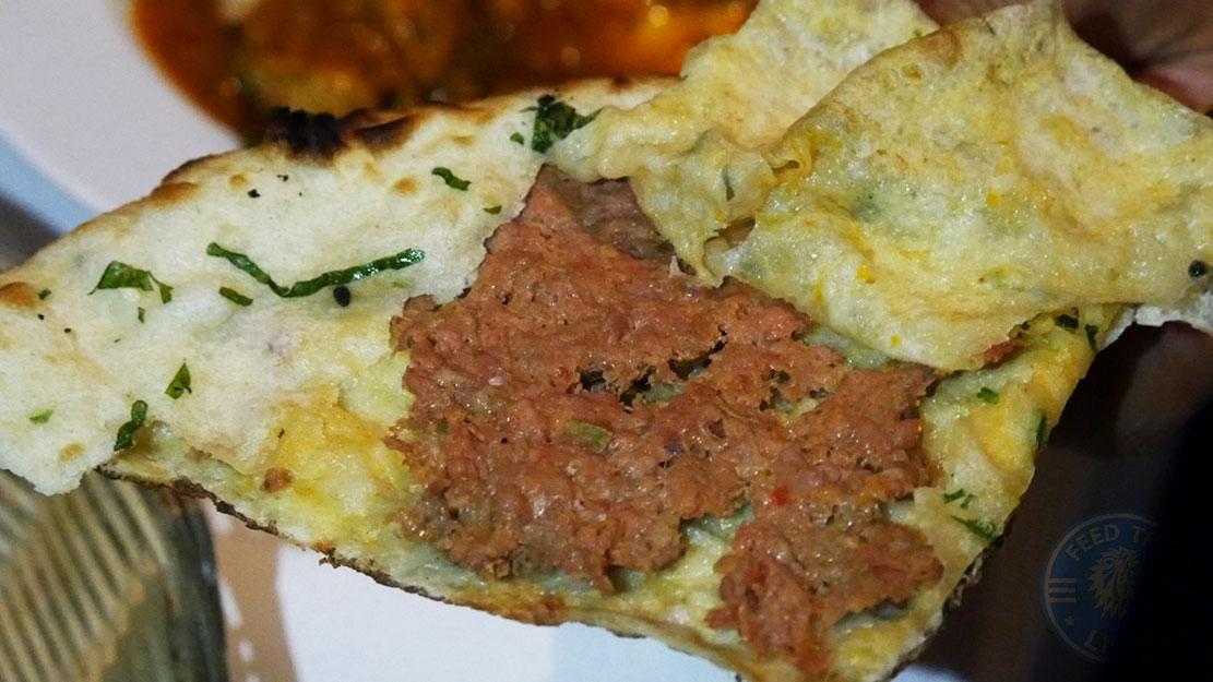 Bread Mince Anokha London, Indian, Halal restaurant