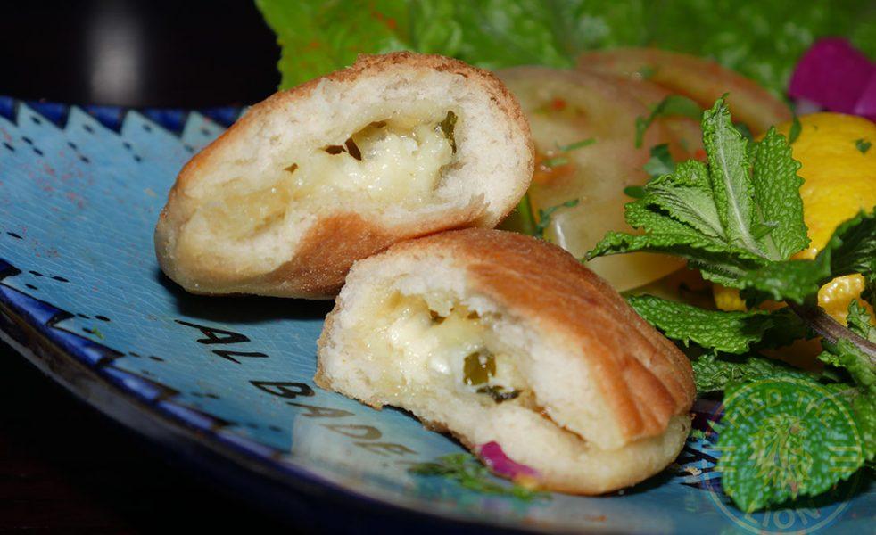Cheese Sambosa Pastery