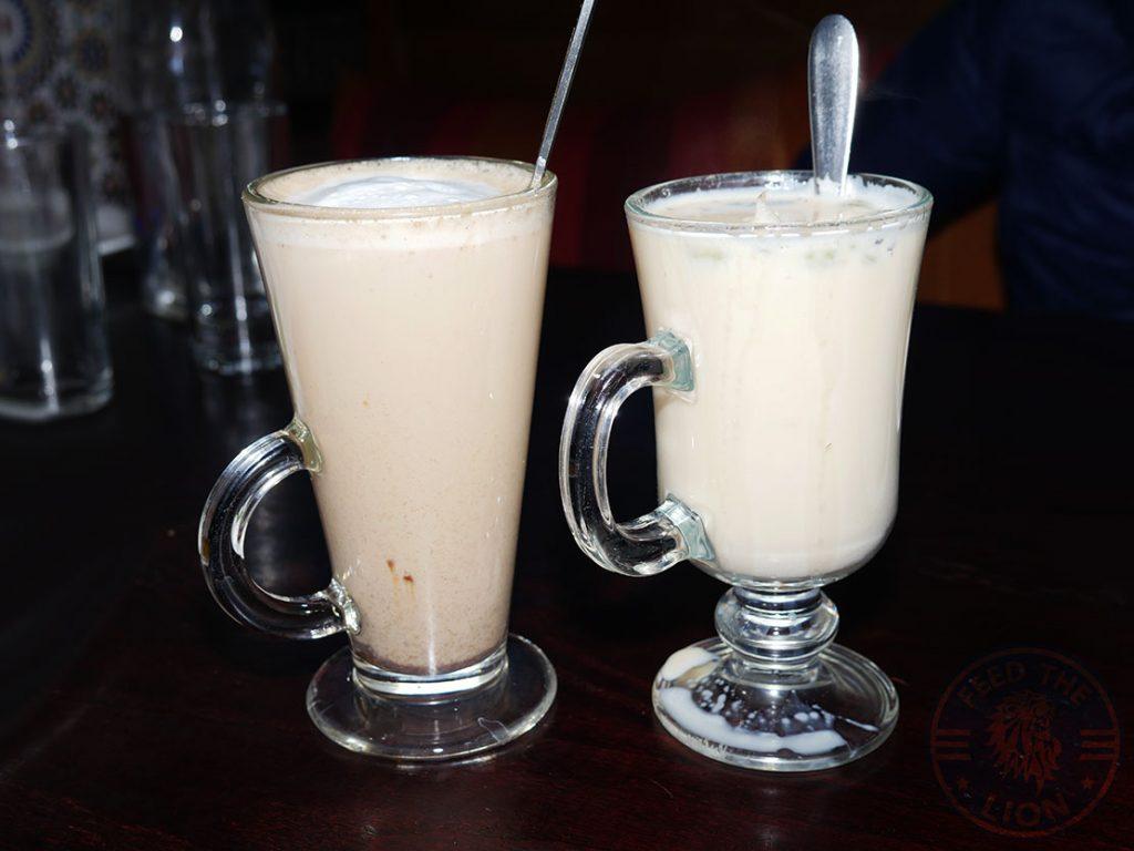 Chai Latte & Adani Tea