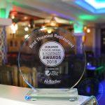 Best themed restaurant - Midlands food drink & hospitality awards 2018 Al-Bader