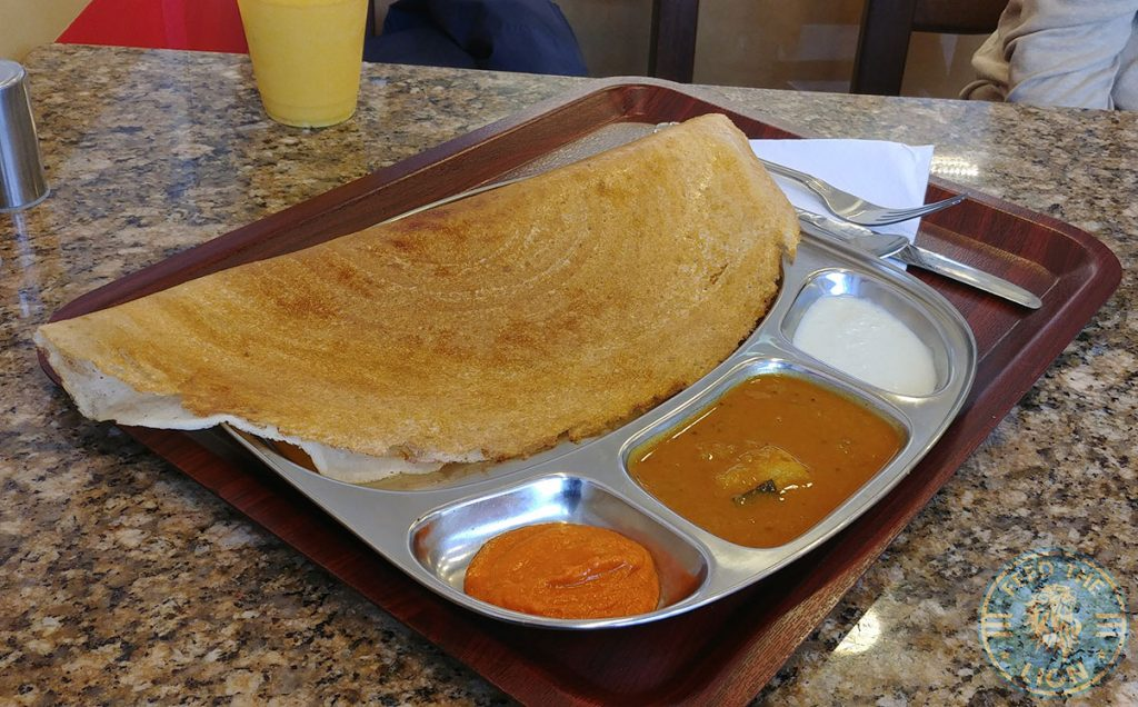 Masala Dosa Curry & Cakes by Jacobs - West Ealing