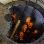 grill kebab Kahani London Indian Restaurant Halal Curry