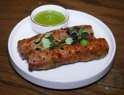 grill kebab Kahani London Indian Restaurant Halal Curry