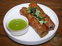 Sirloin kebab Kahani London Indian Restaurant Halal Curry