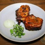 lamb chop grill kebab Kahani London Indian Restaurant Halal Curry