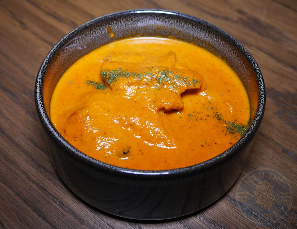 butter chicken Kahani London Indian Restaurant Halal Curry