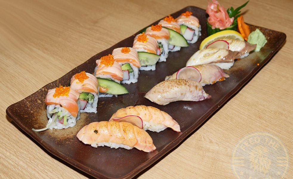 sushi Mitsuryu Japanese Halal restaurant China Town London
