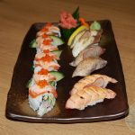 sushi Mitsuryu Japanese Halal restaurant China Town London