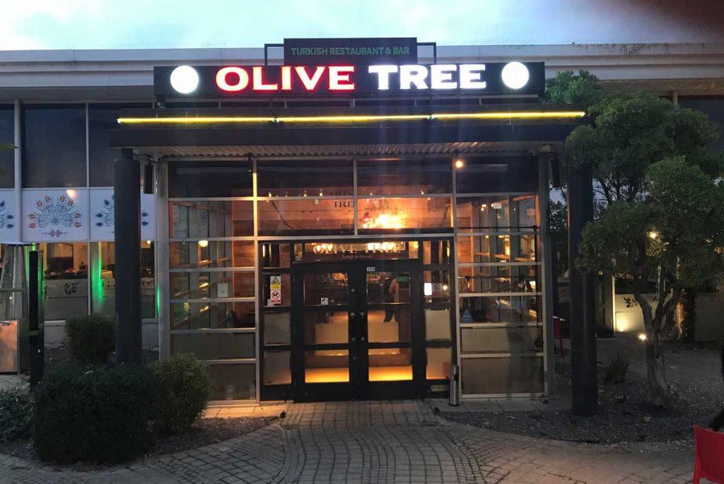 Olive Tree Milton Keynes Turkish Mediterranean