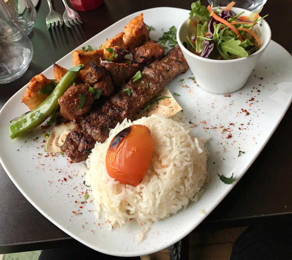 Olive Tree Milton Keynes Turkish Mediterranean Kebabs