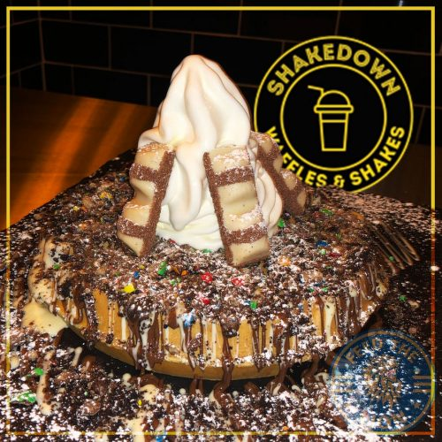 Shake Down Shakedown Manchester Dessert Halal