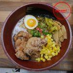 Umami halal chicken Japanese West Ealing Ramen