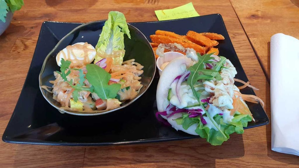 Ottimmo Bao Bao Cafe Japanese Halal Uxbridge London