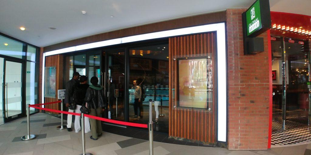 Wembley 'London Designer Outlet' Halal Friendly Restaurants