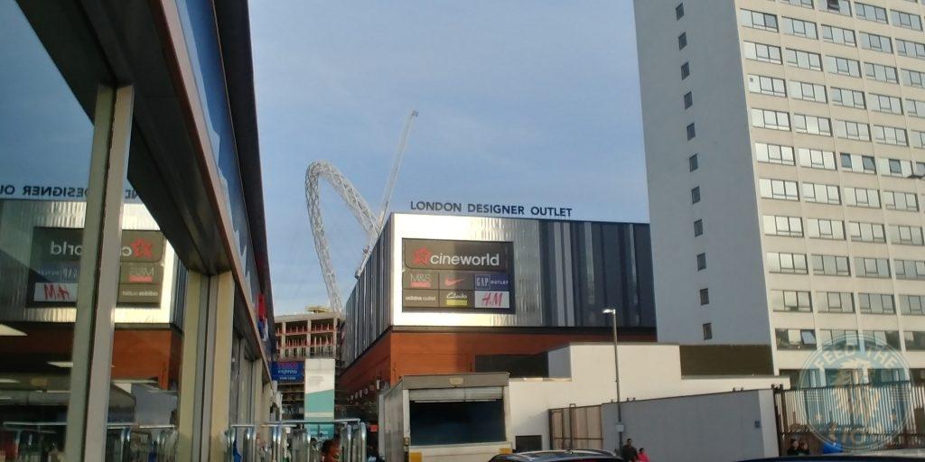 Wembley 'London Designer Outlet' Halal Friendly Restaurant