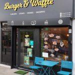 Burger & Waffle Sudbury London Halal Restaurant