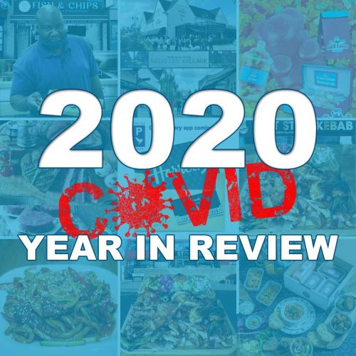 2020 Covid Year In Review Feed the Lion