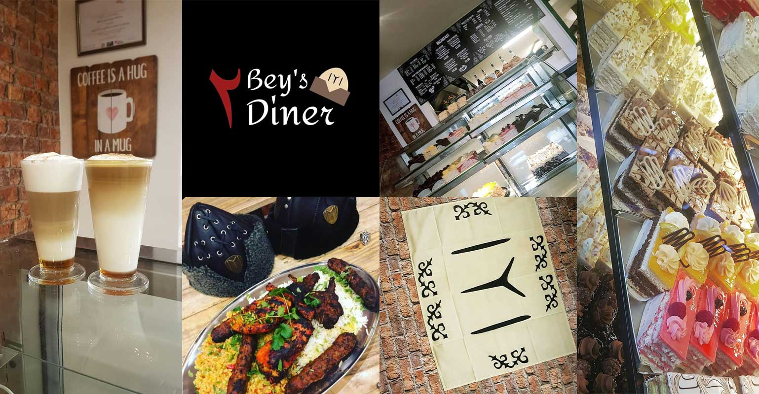 Ertugrul Themed 2 Beys Diner Opens In Birmingham Feed The