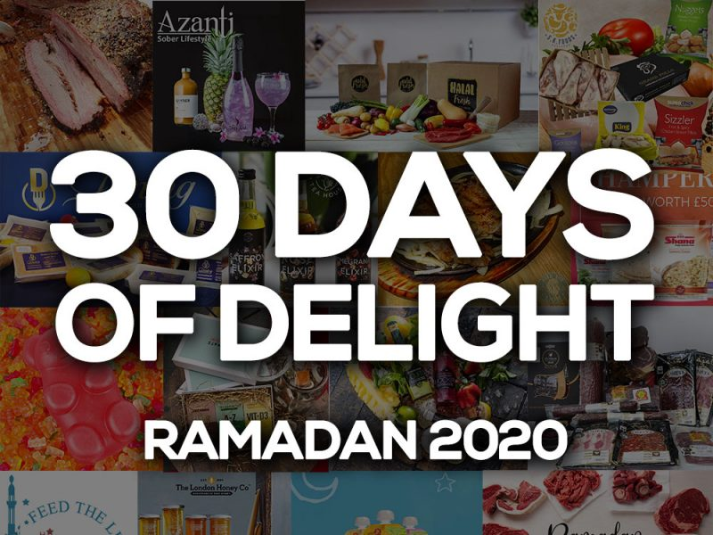Frankster's 30 Days of delight ramadan competition Feed the Lion Halal food restaurants