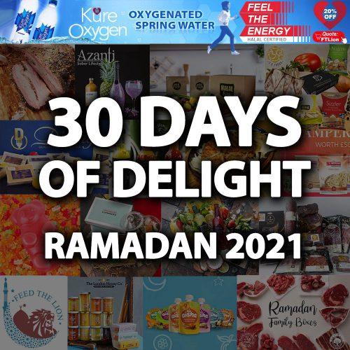 30 Days of Ramadan EID Delight 2021