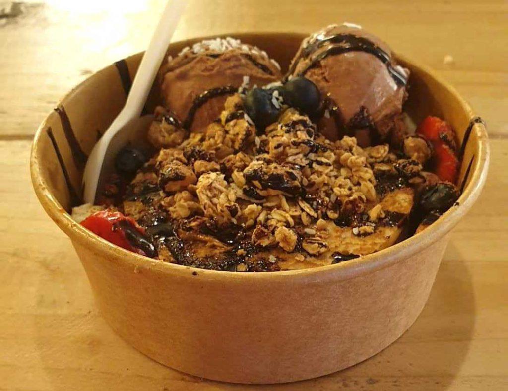 Pancake Desserts Grounded Kitchen Leicester Korean Halal Restaurant