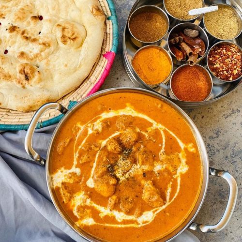 The Scotistani Cook Indian Pakistani Butter Chicken Recipe