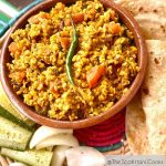 Marsh Ki Daal Urid Lentils Vegetarian Recipe The Scotistani Cooks Blogger