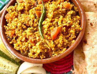 Marsh Ki Daal Urid Lentils Vegetarian Recipe The Scotistani Cooks Blogger