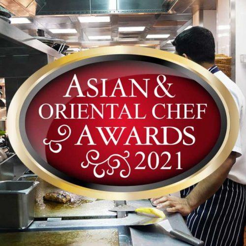 Asian Oriental Chef Awards 2021