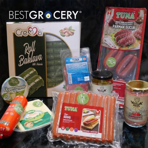 Best Grocery Online Shopping Turkish Halal Food Delivery