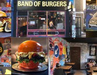 Band of Burgers Walthamstow London