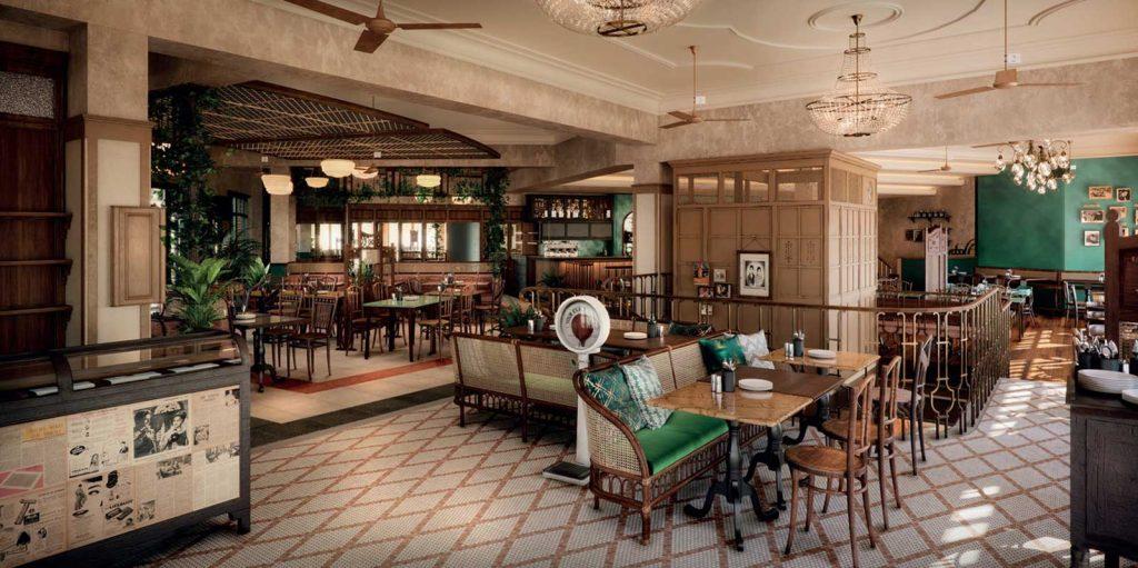 Dishoom Covent Garden Reopening London Halal Restaurant