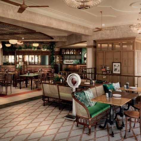 Dishoom Covent Garden Reopening London Halal Restaurant