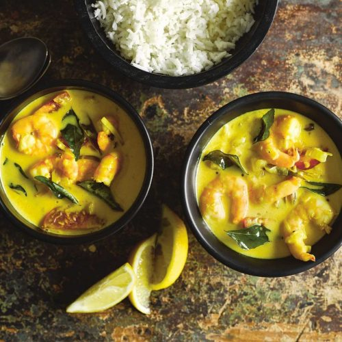 Dishoom Indian Halal Restaurant London Prawn Moilee Recipe Naveed