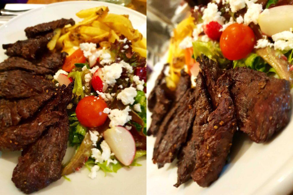 Hanger Cristina's Steakhouse Steaks Barking East London Halal Restaurant