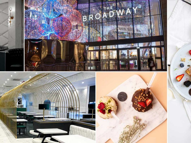 Haute Dolci Halal Desserts The Broadway Bradford