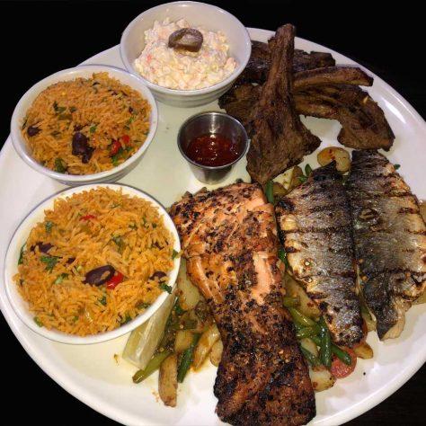 Le Madison Halal East London Restaurant